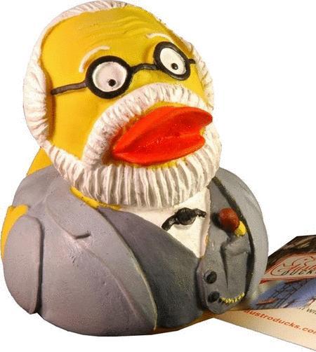 Sigmund Freud Rubber Duck
