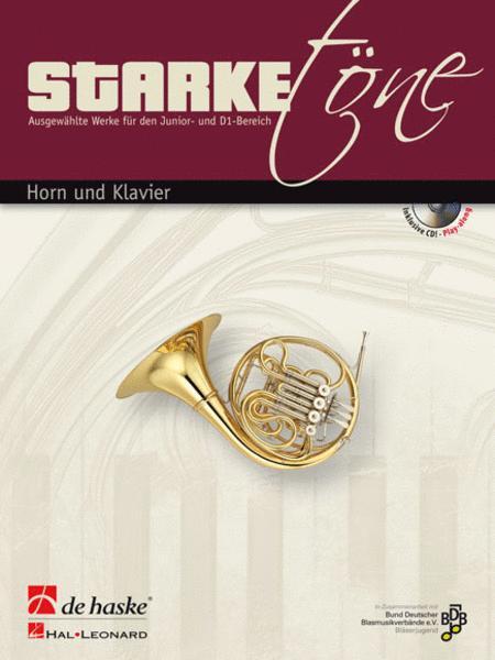 Starke Tone - Horn und Klavier