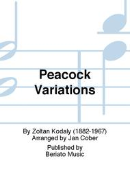 Peacock Variations