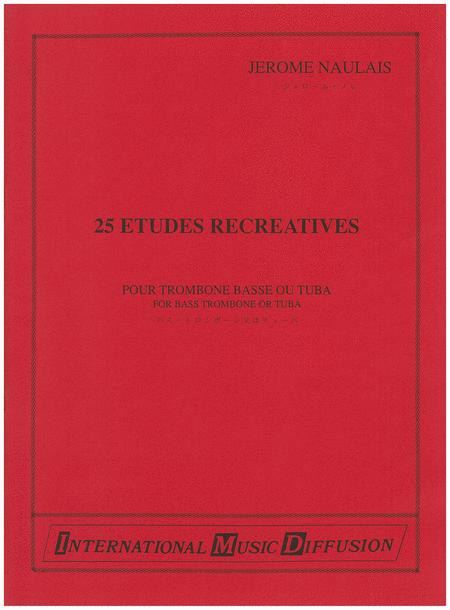 25 etudes recreatives