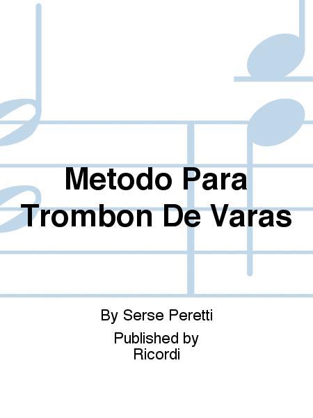 Metodo Para Trombon De Varas