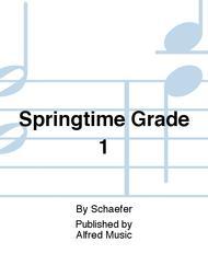 Springtime Grade 1