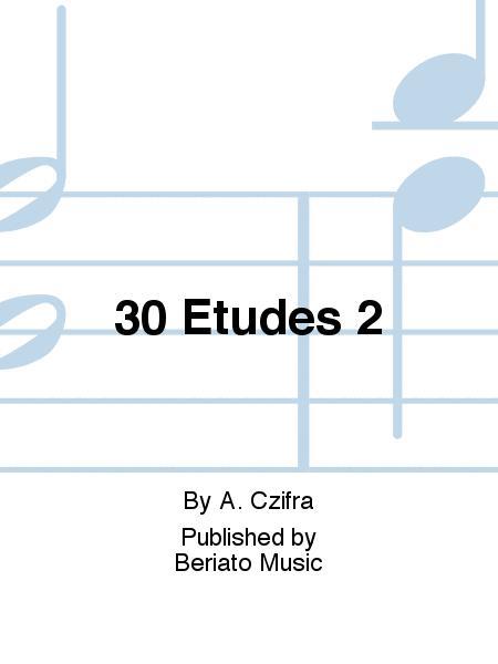 30 Etudes 2