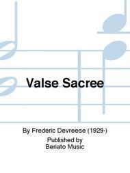Valse Sacree