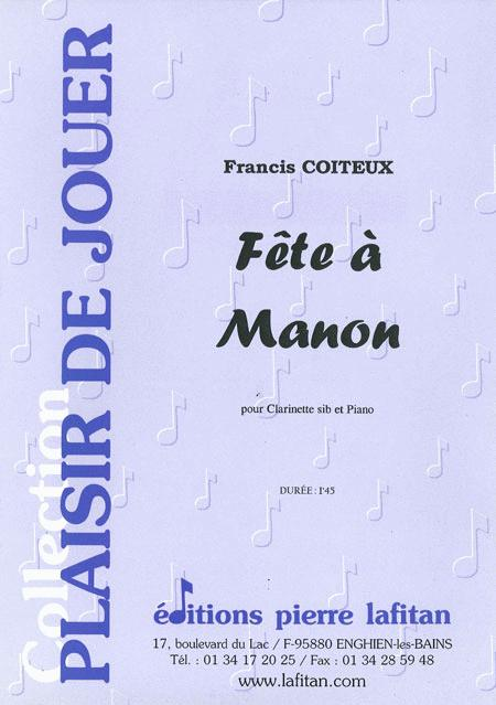 Fete a Manon
