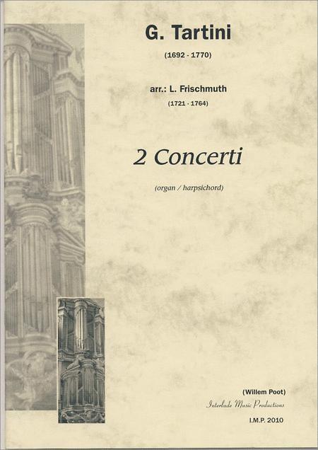 2 Concerten