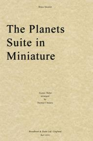 The Planets Suite in Miniature