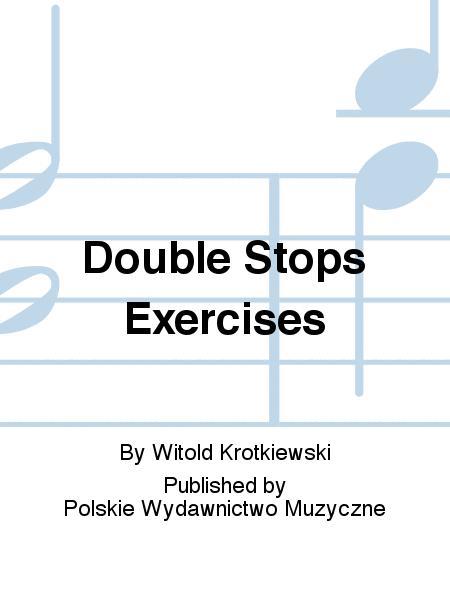 Double Stops Exercises