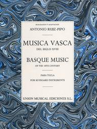 Basque Music Of The 18Th Century
