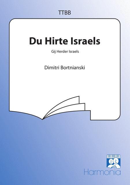 Du Hirte Isaels / Gij Herder Israels