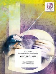 Cinq Preludes