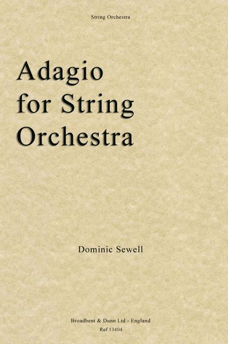 Adagio for String Orchestra