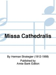 Missa Cathedralis