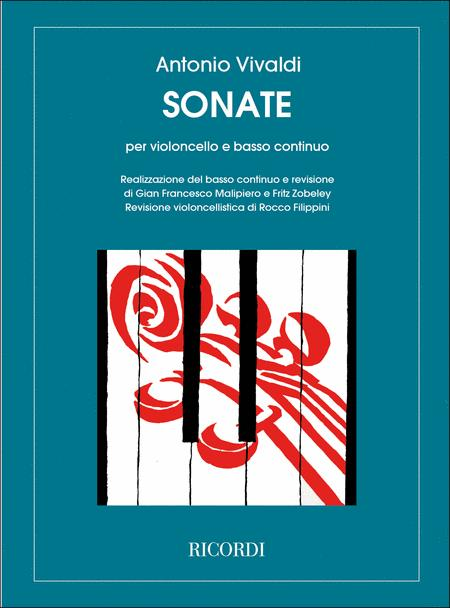 9 Sonate Per Violoncello E B.C.