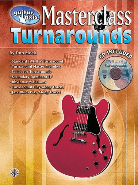 Guitar Axis Masterclass: Turnarounds