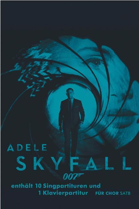 Skyfall (SATB/Piano Pack)