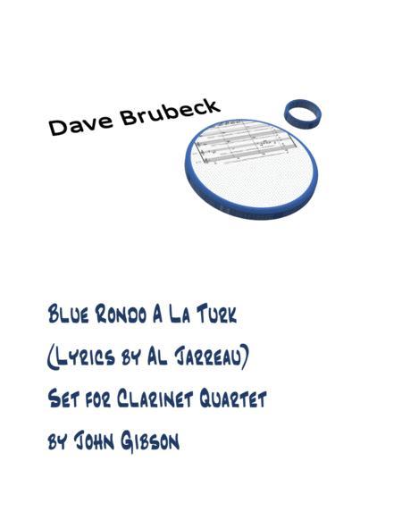 Download Blue Rondo Ala Turk Dave Brubeck Clarinet