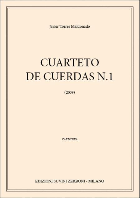 Cuarteto de Cuerdas N. 1