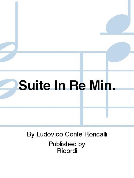 Suite In Re Min.