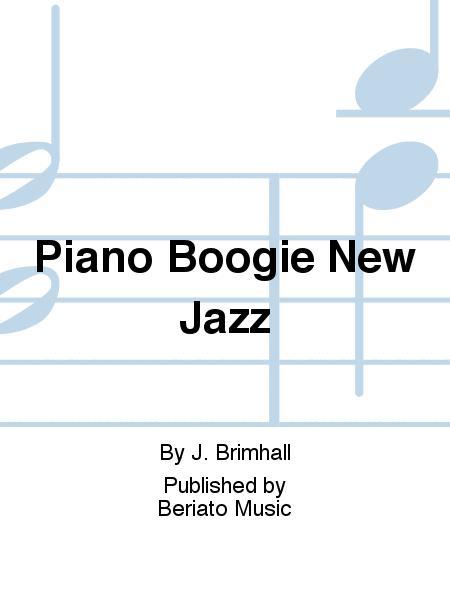 Piano Boogie New Jazz