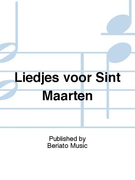 Liedjes voor Sint Maarten