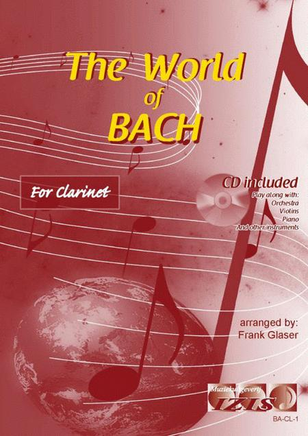 World Of Bach (Glaser)