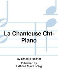 La Chanteuse Cht-Piano