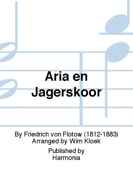 Aria en Jagerskoor