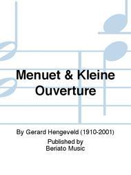 Menuet & Kleine Ouverture