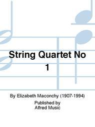 String Quartet No 1