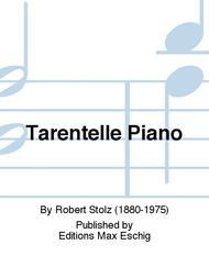 Tarentelle Piano
