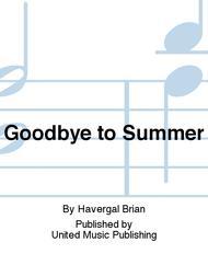Goodbye to Summer