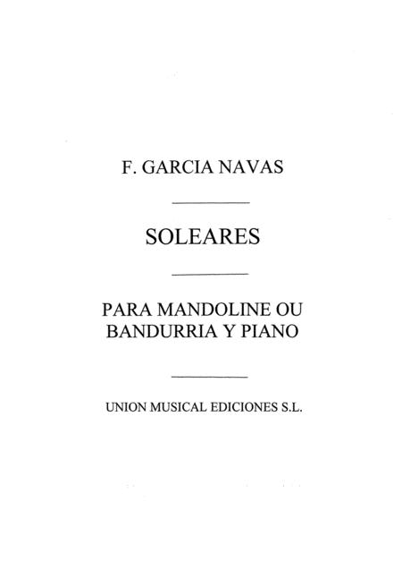 No.9 Soleares De Coleccion De Bailes Espanoles