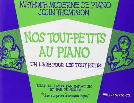 Nos Tout-Petits au Piano