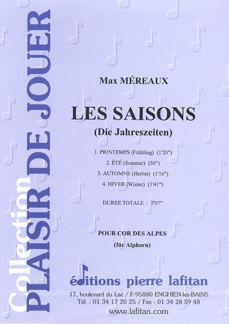 Les Saisons (Die Jahreszeiten) (4 Pieces)