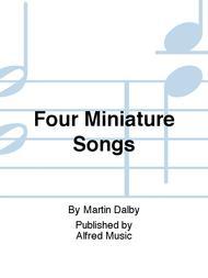 Four Miniature Songs