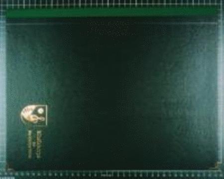 Orchestermappe Quart-Format
