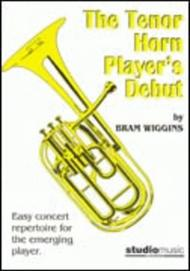 Tenor Horn Player's Debut, the (3-5)