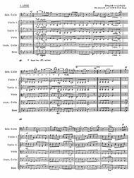 Sonata In G Min Cello Solo And Str Lipkin