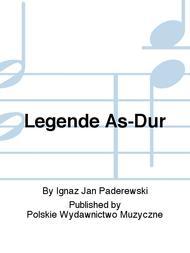 Legende As-Dur