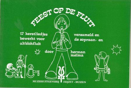 Feest Op De Fluit 17 Kerstliedje
