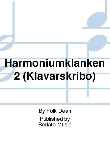 Harmoniumklanken 2 (Klavarskribo)