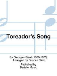 Toreador's Song