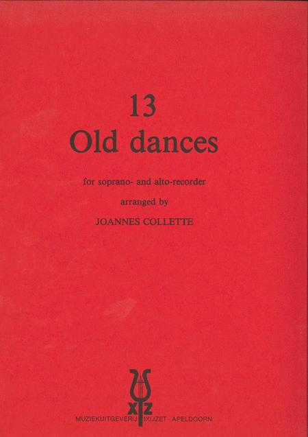 13 Old Dances
