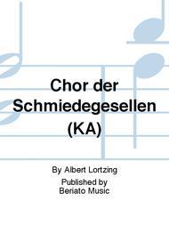 Chor der Schmiedegesellen (KA)