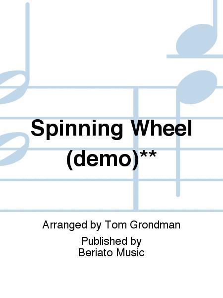 Spinning Wheel (demo)**