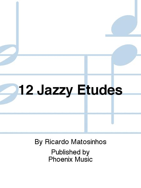 12 Jazzy Etudes