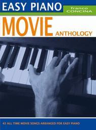 Easy Piano Movie Anthology