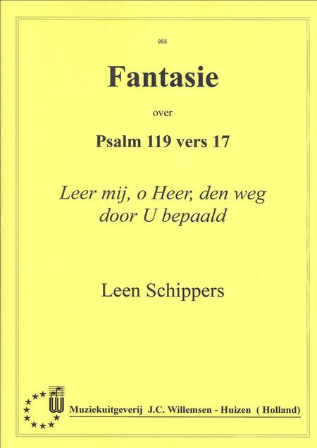 Fantasie over Psalm 119 vers 17