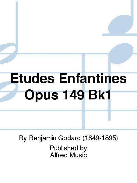 Etudes Enfantines Opus 149 Bk1